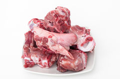 Tail pork Royalty Free Stock Photo
