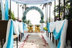 tailandés adorne la boda Imagenes de archivo