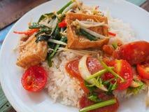 Tailandese, alimento, Fotografia Stock Libera da Diritti