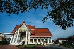Tailandia Buda de descanso Imágenes de archivo libres de regalías