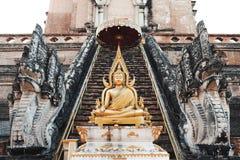 Tailandia buddha Imágenes de archivo libres de regalías