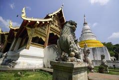 Tailandia, Chiang Mai, Wat Phra Singha Fotografía de archivo libre de regalías