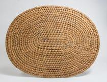 Tailandia de bambú tejida Imagenes de archivo