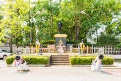 Tailandia - 25 de enero: Príncipe Abhakara Kiartivongse Fotografía de archivo libre de regalías