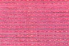 Tailandia de seda rayada popular imagen de archivo libre de regalías
