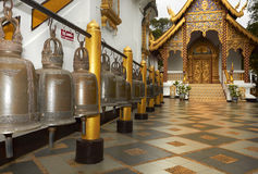 Tailandia Doi suithep Royaltyfri Foto