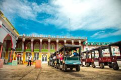 Tailandia Park City Imágenes de archivo libres de regalías