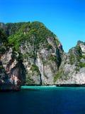 Tailandia - playa X del paraíso imágenes de archivo libres de regalías