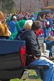 tailgate συμβαλλόμενων μερών Στοκ Εικόνα