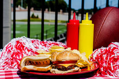 Tailgating Party Stock Image