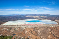 Tailings Pond Stock Image