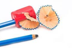 Taille-crayons. Photo libre de droits