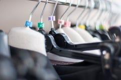 Tailles d'habillement Photographie stock libre de droits