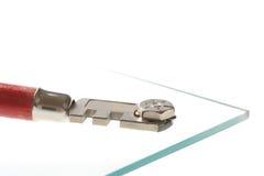 Tailleur de verre Image stock