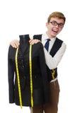 Tailleur drôle Photo libre de droits