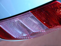 Taillight Foto de Stock Royalty Free