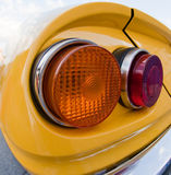 Taillight Royalty Free Stock Images