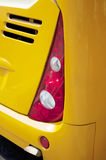 Taillight. The photot of bus taillight royalty free stock image