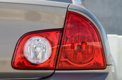 Taillight Royaltyfri Foto
