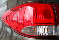 Taillight at the car Royalty Free Stock Photos