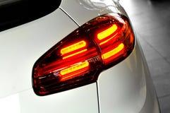 Taillight car. Royalty Free Stock Photos