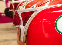 Taillight vintage Stock Image