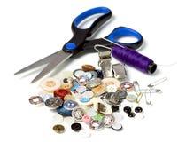 Tailor accesories Stock Photos