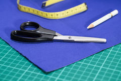 Tailor accessories kit Royalty Free Stock Photography