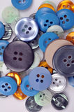 Tailor buttons Royalty Free Stock Images