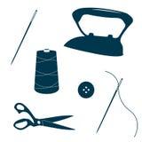 Tailor design elements. Stock Image