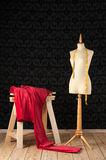 Tailor mannequin Royalty Free Stock Image