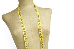 Tailor mannequin Stock Images