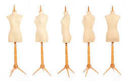 Tailor mannequins Royalty Free Stock Photography