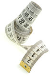 Tailor measuring tape Royalty Free Stock Photo
