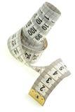 Tailor measuring tape Royalty Free Stock Photo