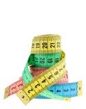 Tailor measuring tape Stock Photo