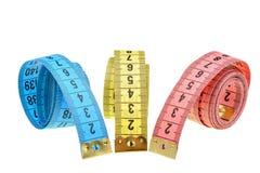 Tailor measuring tape Stock Image