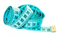 Tailor measuring tape Stock Photography