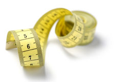 Free Tailor Measuring Tape Isolated Stock Images - 4678574