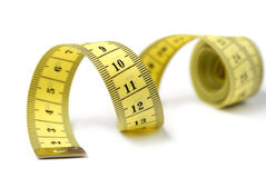 Free Tailor Measuring Tape Isolated Stock Images - 4820014