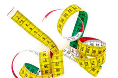 Tailor meter Stock Images