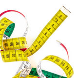 Tailor meter Stock Photography