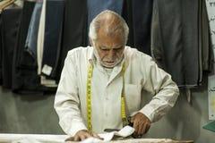 Tailor in shiraz of Iran stock photos