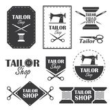 Tailor shop Stock Image