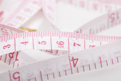 Tailor tape measure Stock Image