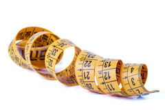 Tailor Tape Measure Royalty Free Stock Photos