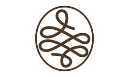 Tailor Thread Logo Design Template Stock Photography