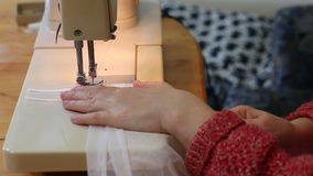 Tailor work. stock video footage