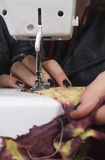 Tailor working Stock Images