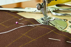 Tailored. Bespoke suit template and tools,tailored Stock Photo